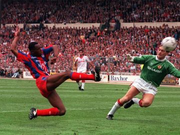 FA Cup final 1990