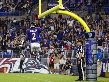 Caesars Keeps the Growth Momentum Rolling Thanks to Baltimore Ravens Partnership Deal