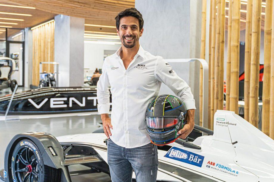 Lucas di Grassi, Venturi Racing