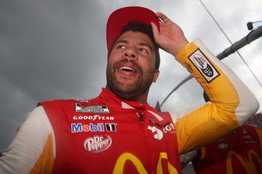 Bubba Wallace, NASCAR
