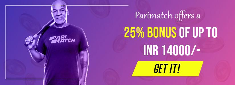 Parimatch offers